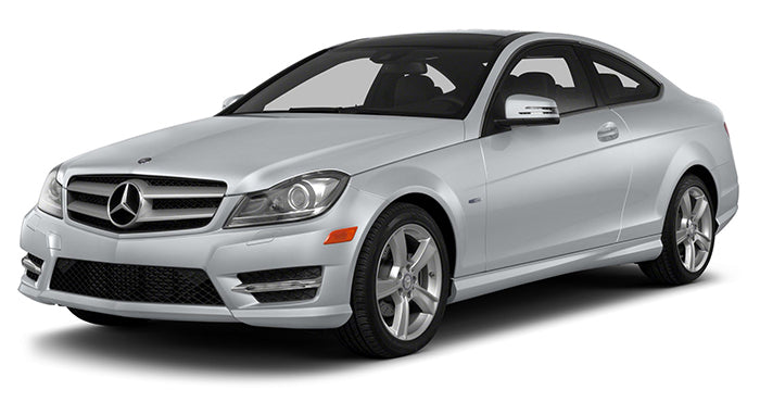 Mercedes C Class Coupe W204 (2011-2014)