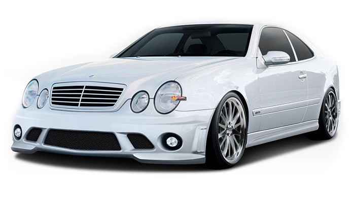 Mercedes CLK Coupe C208 (1997-2003)