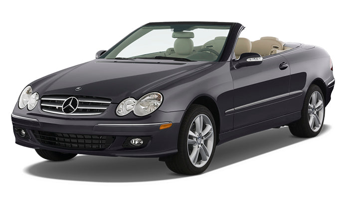 Mercedes CLK Convertible C209 (2003-2010)