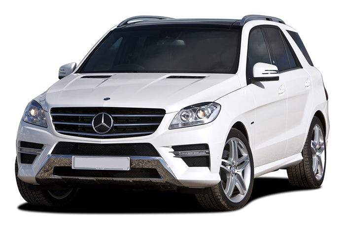 Mercedes ML SUV W166 (2012-Current)