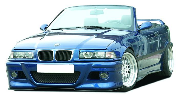 BMW 3 Series Convertible E36 (1991-1998)