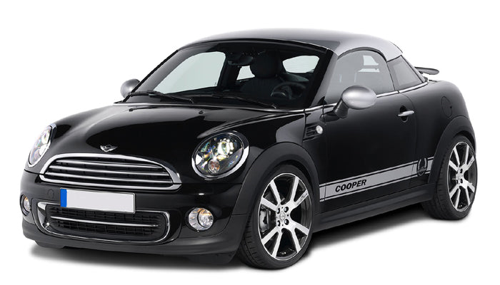 Mini Cooper Coupe Coupe R58 (2012-Current)