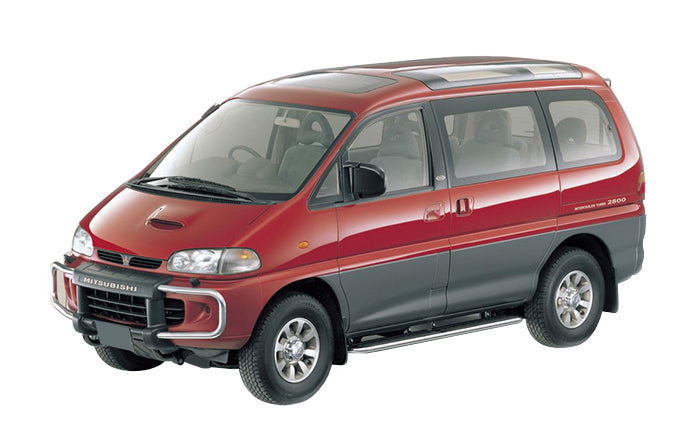 Mitsubishi L Series Delica All Models All Models