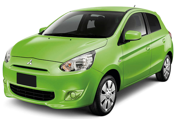 Mitsubishi Mirage Hatch 2012-Current
