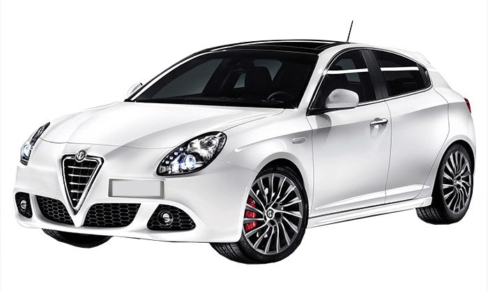 Alfa Romeo Giulietta Hatch 2010-Current