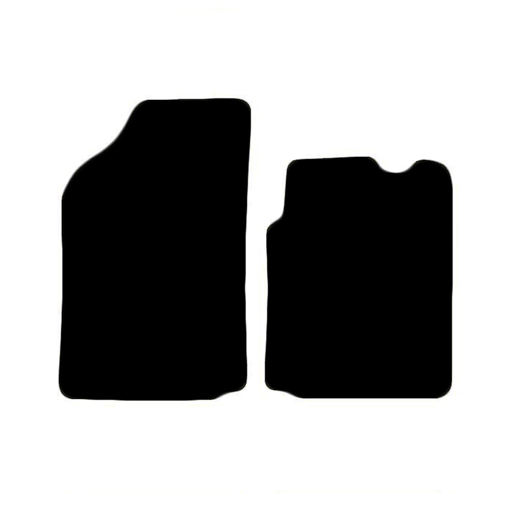 Car Mat Set suits Citroen C3 Hatch 2002-2009