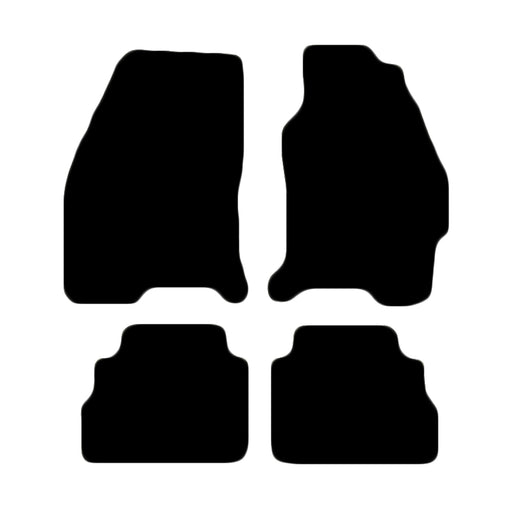 Car Mat Set suits Ford Cougar Coupe 1998-2002