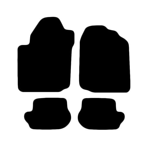 Car Mat Set suits Ford KA Hatch 1999-2008