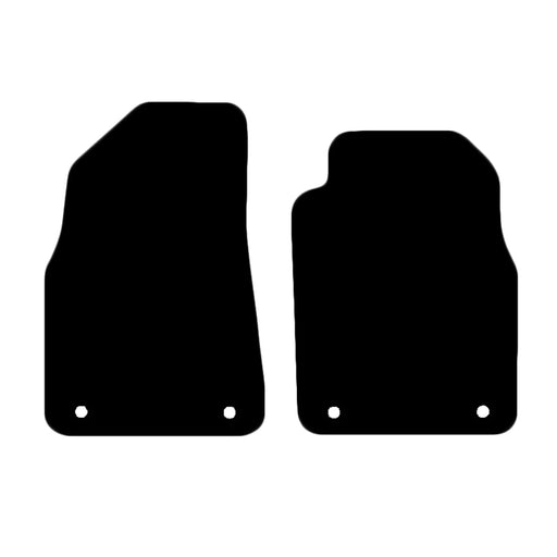 Car Mat Set suits MG 3 Hatch 2014-Current
