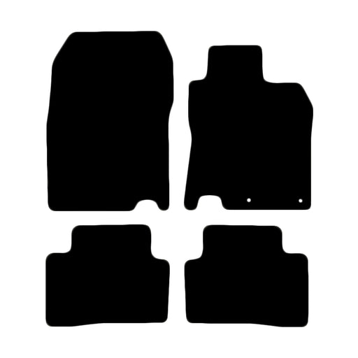 Car Mat Set suits Nissan Qashqai SUV 2014-Current