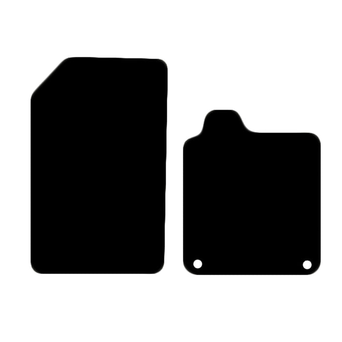 Car Mat Set suits Renault Laguna Hatch 2007-2015