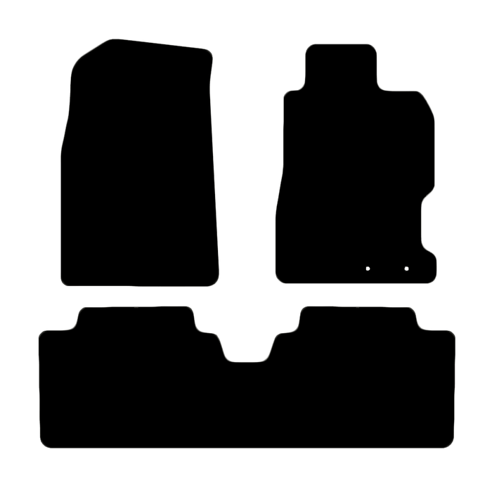 Car Mat Set suits Honda Civic Sedan 2000-2005