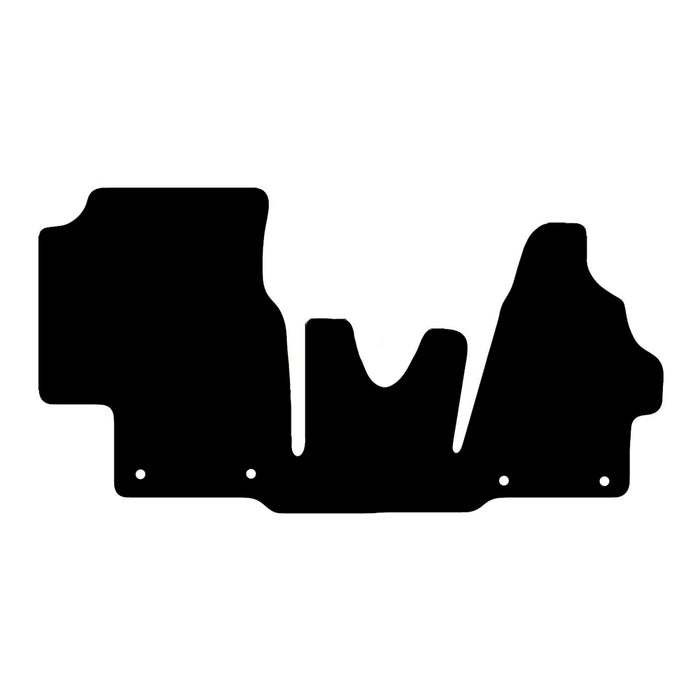 Car Mat Set suits Volkswagen LT Van 1996-2006