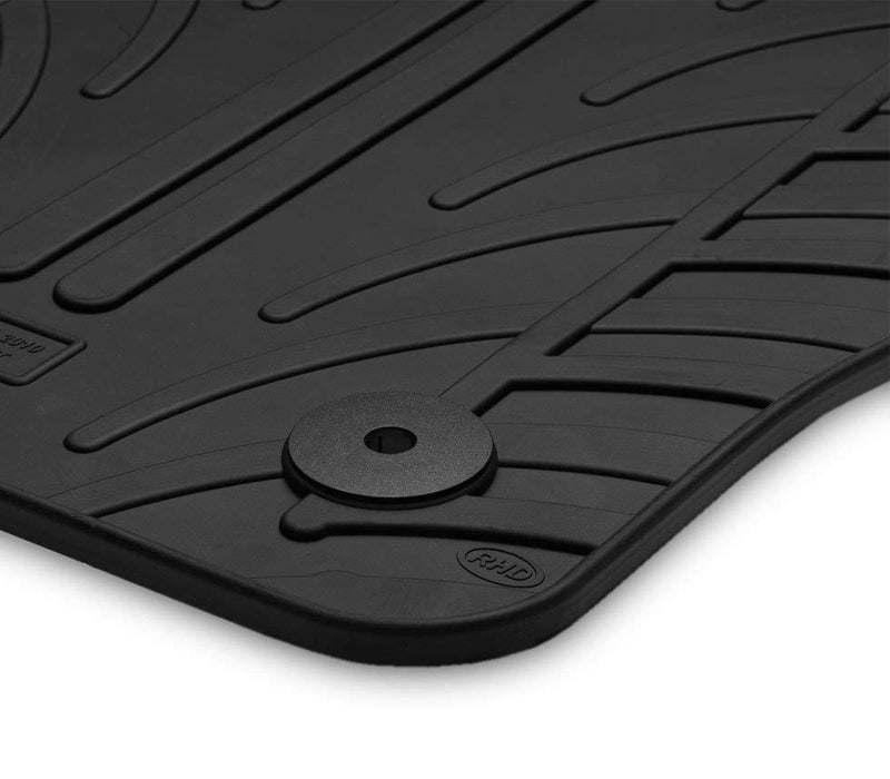 Rubber Car Mat Set to suit Volvo XC60 SUV 2009-2017