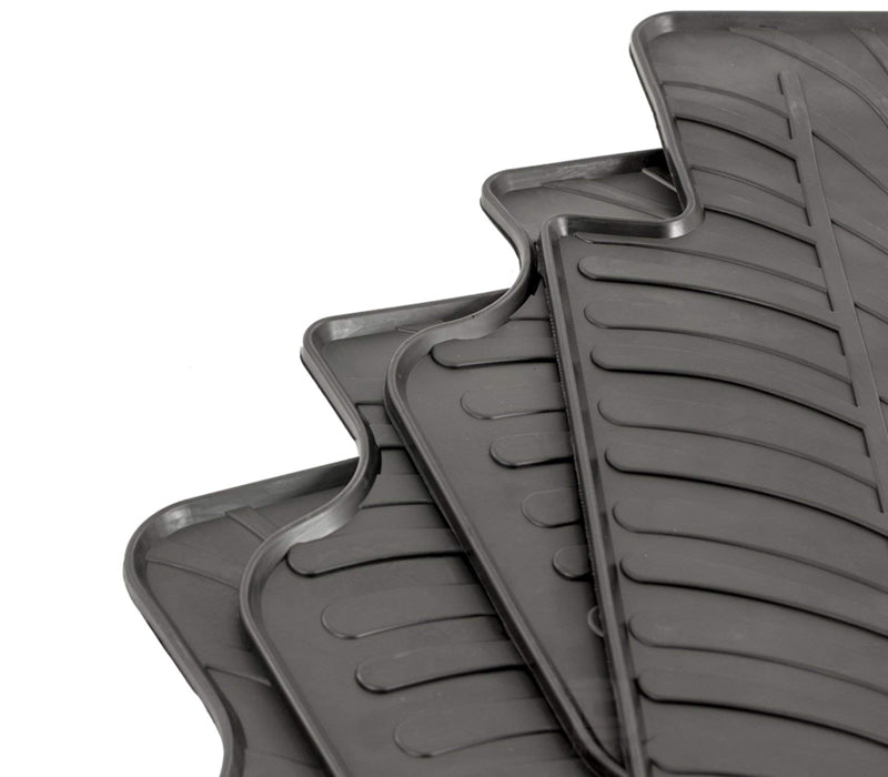 Rubber Car Mat Set to suit BMW 4 Series Coupe F32 (2013-Current)
