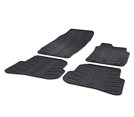 Rubber Car Mat Set to suit Audi A1 Hatch 2010-Current