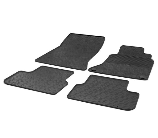 Rubber Car Mat Set to suit Mercedes B Class Hatch W246 (2011-Current)