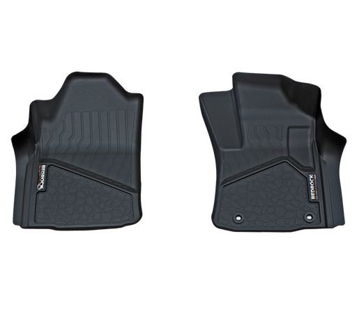 BedRock Floor Liners - Front Set to suit Toyota Hilux Ute 2016-Current
