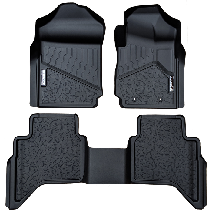 BedRock Floor Liners to suit Ford Ranger Ute PX (2012-2015)
