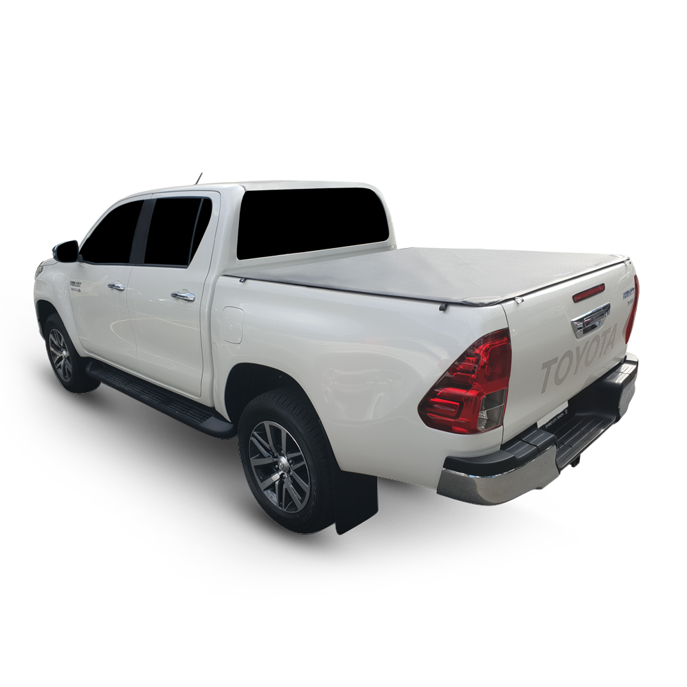 Tonneau Cover  - No Drill to suit Holden Colorado Ute 2012-2016