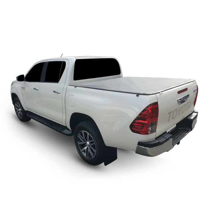 Tonneau Cover  - No Drill to suit Isuzu Dmax Ute 2012-Current