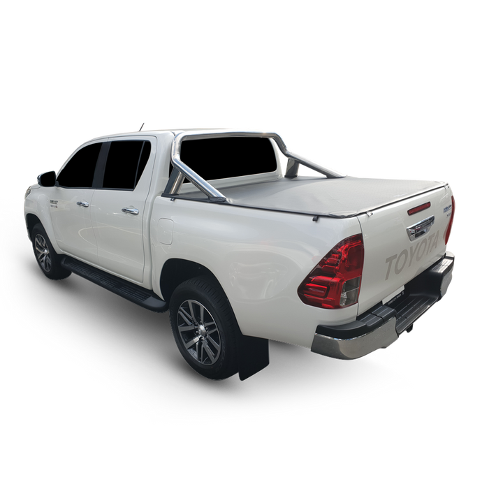 Tonneau Cover  - No Drill to suit Toyota Hilux Ute 2016-Current