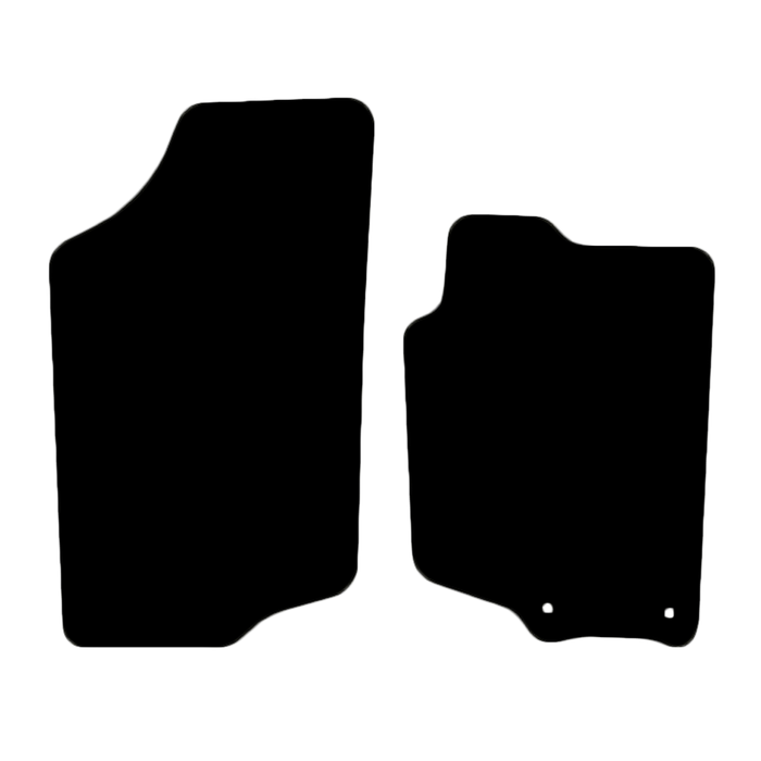 Car Mat Set suits Peugeot 207 Hatch 2006-2012