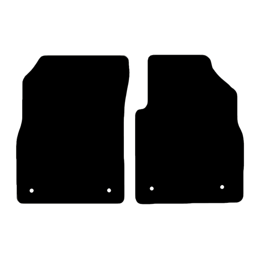 Car Mat Set suits Opel Astra Wagon 2012-2016