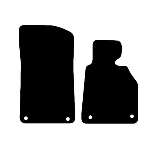 Car Mat Set suits BMW 3 Series Compact E46 (1998-2005)