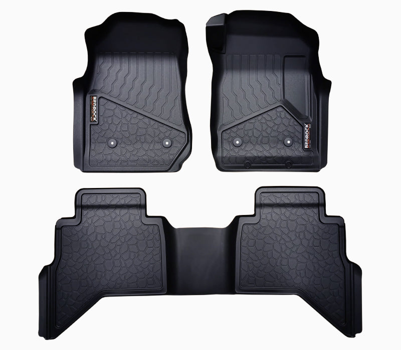 BedRock Floor Liners to suit Holden Colorado Ute 2017-Current