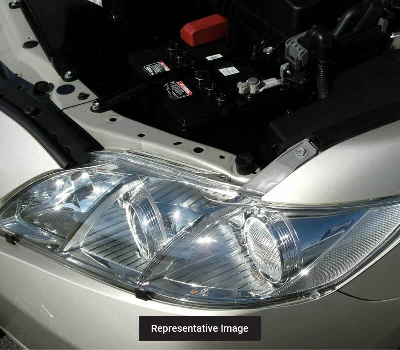 Headlight Protectors to suit Hyundai Excel Hatch X3 (1994-2000)