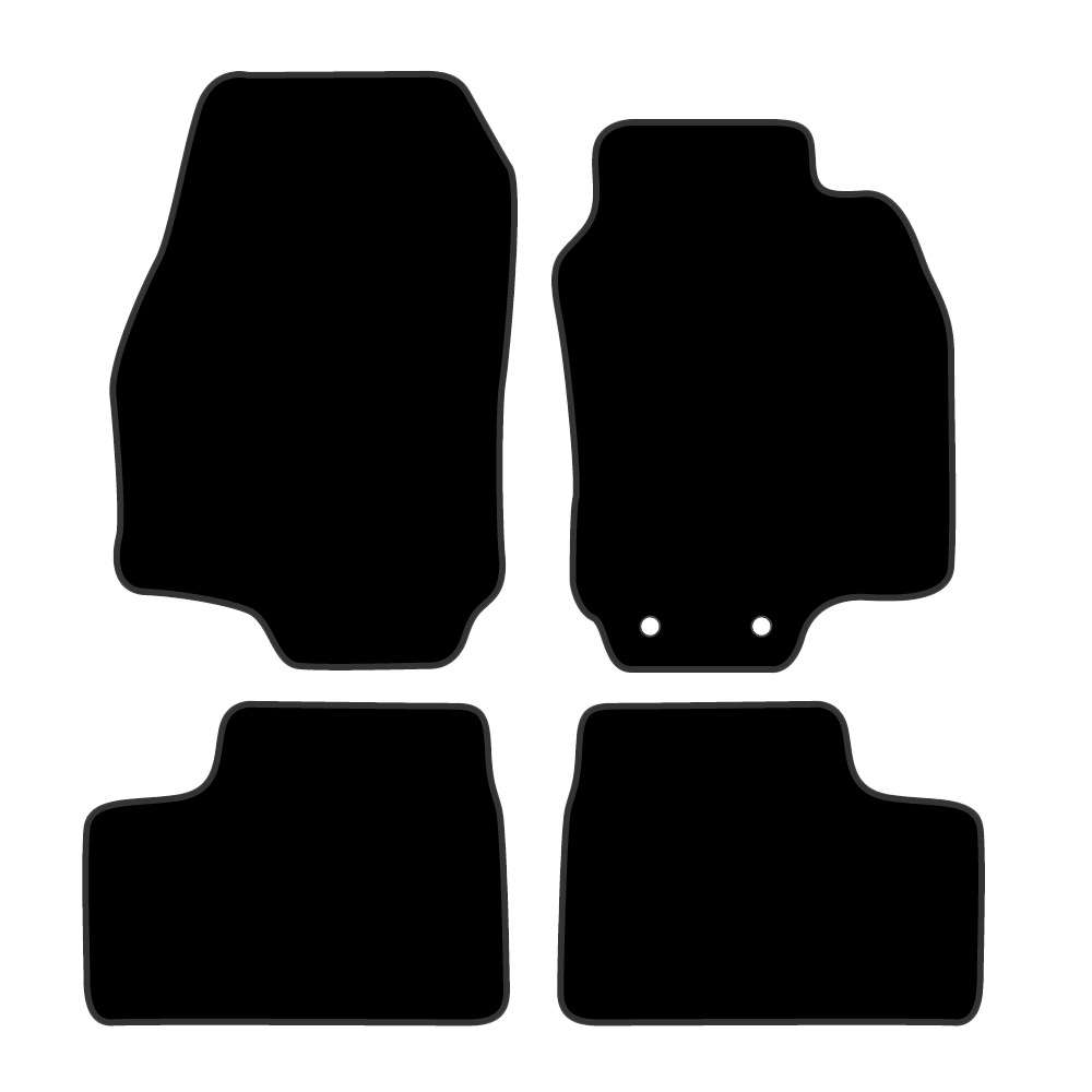 Car Mat Set suits Holden Astra Convertible TS (1998-2005)