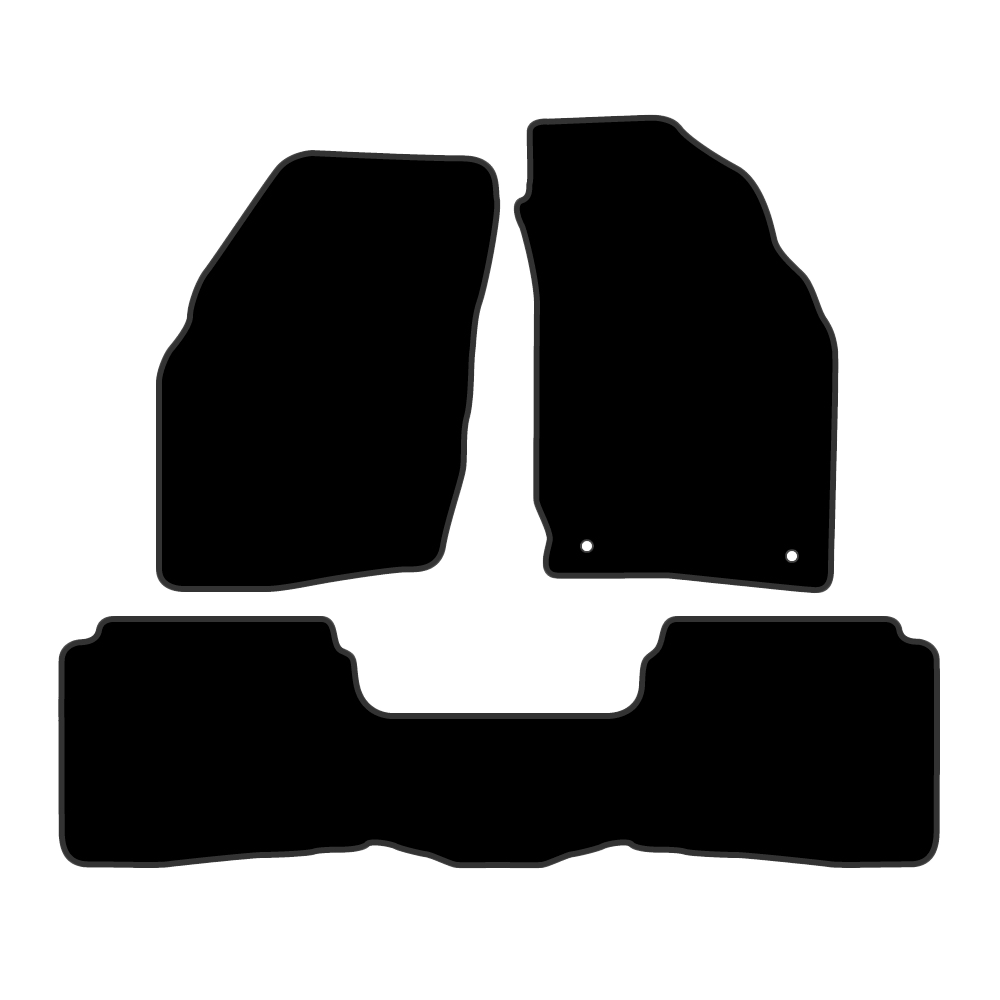 Car Mat Set suits Suzuki Baleno Hatch 1995-2001