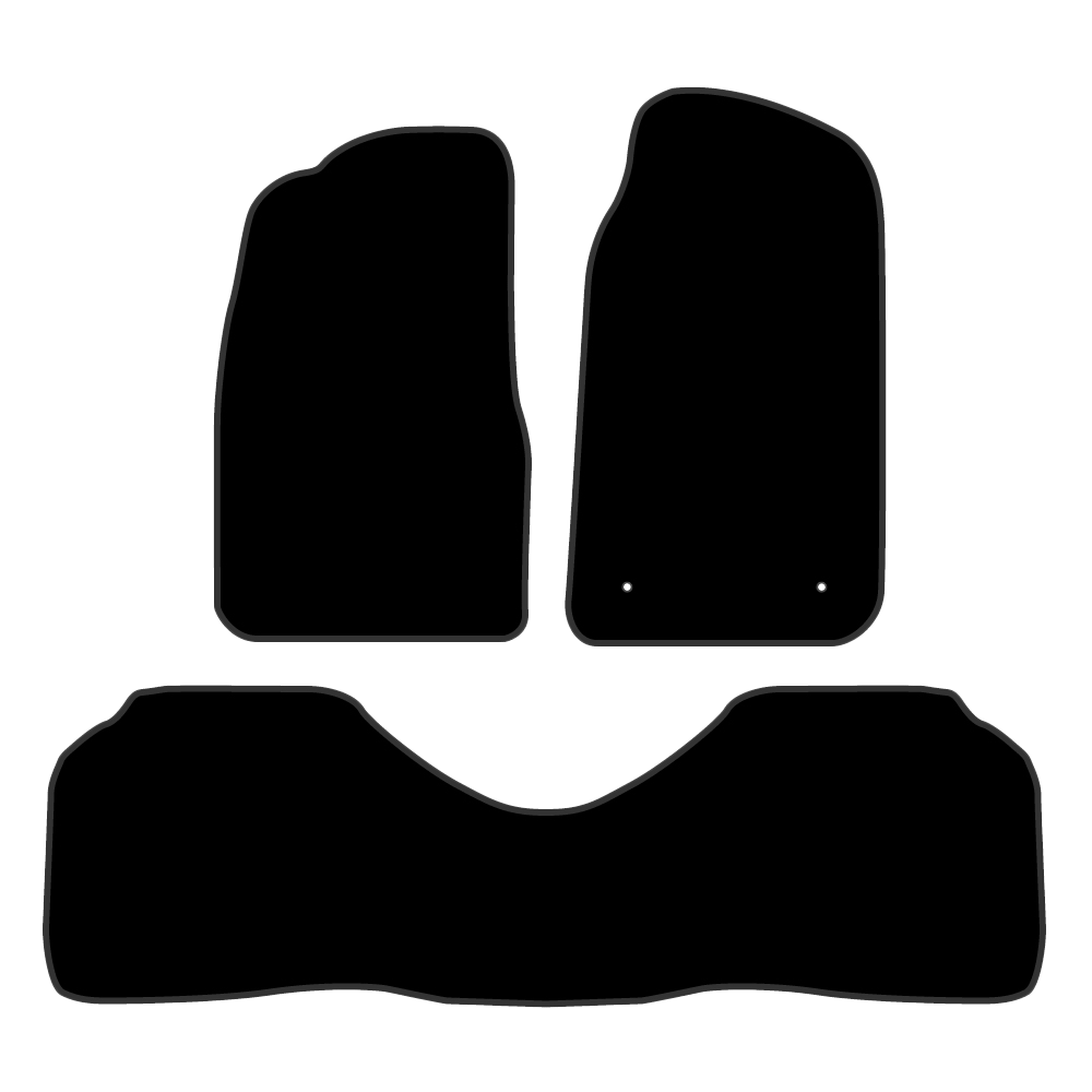 Car Mat Set suits Holden Commodore Sedan VS (1995-1997)