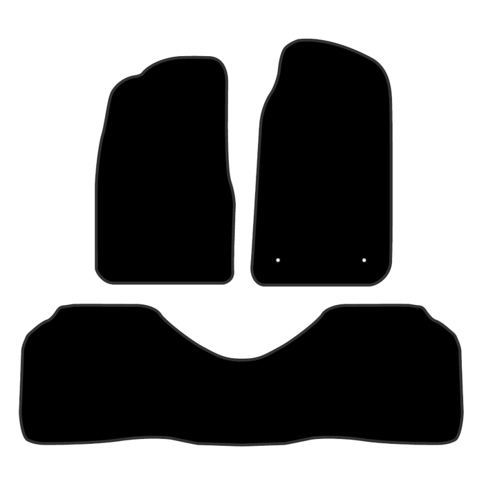 Car Mat Set suits Holden Commodore Wagon VR (1993-1995)