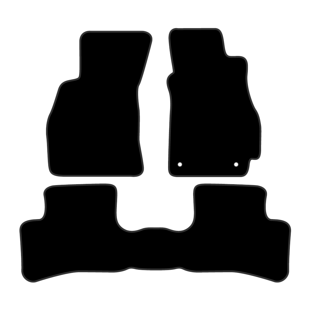 Car Mat Set suits Hyundai Accent Sedan 1999-2005
