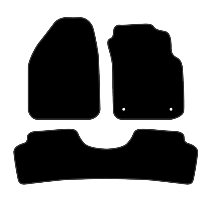 Car Mat Set suits Nissan Pulsar Hatch N15 (1995-2000)