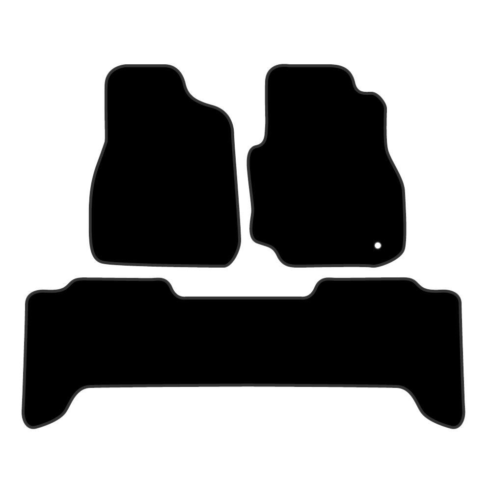Car Mat Set suits Toyota Landcruiser SUV 100 Series (1998-2007)
