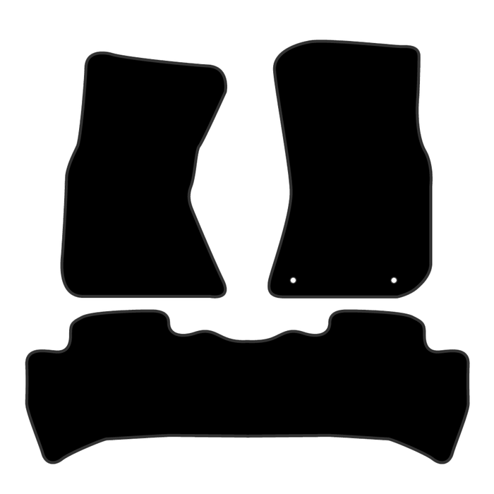 Car Mat Set suits Daihatsu Terios SUV 1997-2006