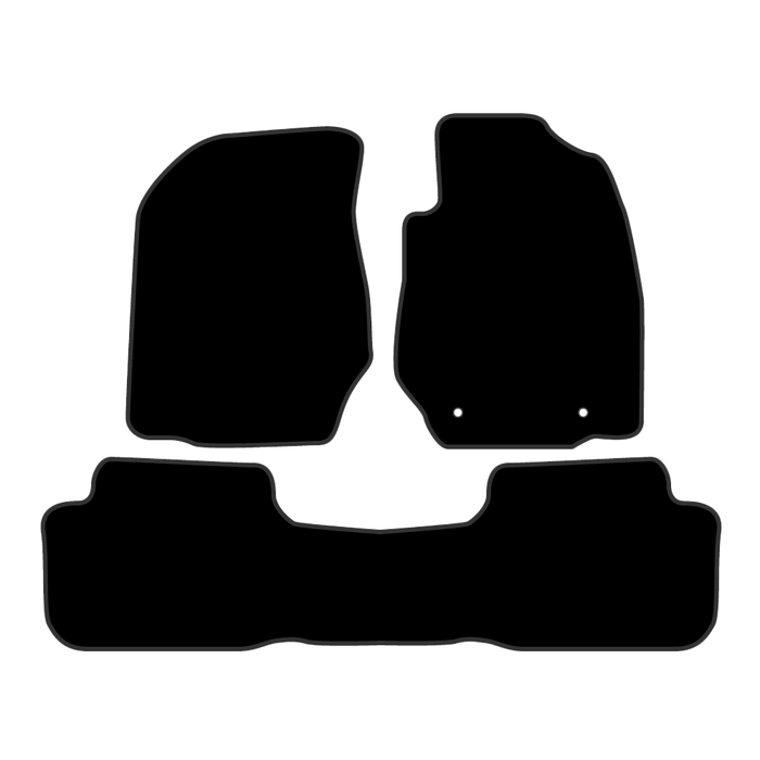 Car Mat Set suits Toyota Corolla Sedan 2002-2007