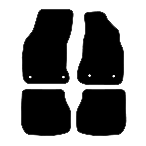 Car Mat Set suits Audi A4 Wagon B5 (1995-2001)