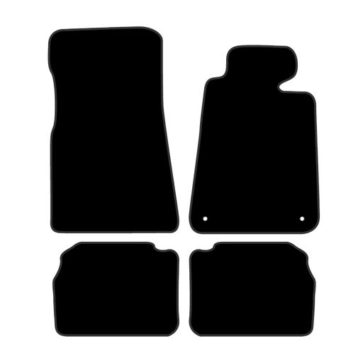 Car Mat Set suits BMW 5 Series Wagon E34 (1988-1996)