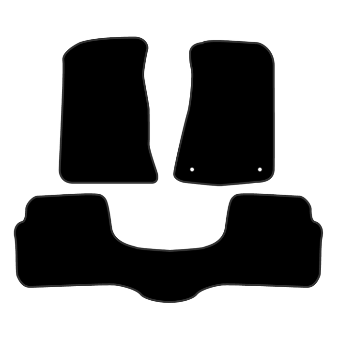 Car Mat Set suits Holden Commodore Wagon VB-VK (1978-1986)