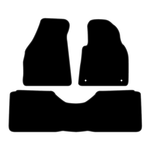 Car Mat Set suits Hyundai Santa Fe SUV 2000-2006