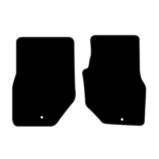 Car Mat Set suits Hyundai Terracan SUV 2001-2007