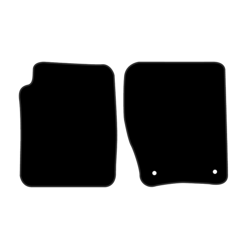 Car Mat Set suits Landrover Discovery SUV D2 (1999-2004)