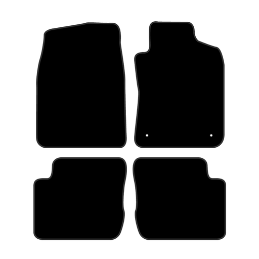 Car Mat Set suits Lexus ES Sedan 1997-2001