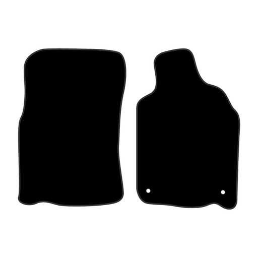 Car Mat Set suits Mitsubishi Triton Ute 1996-2006
