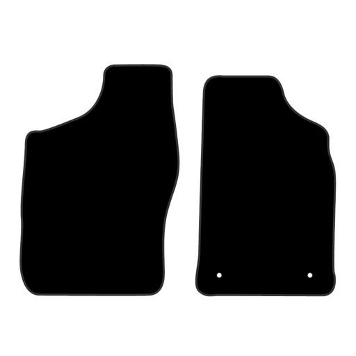 Car Mat Set suits Nissan Navara Ute D21 (1988-1997)