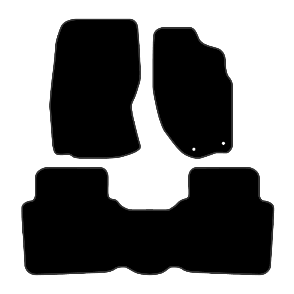 Car Mat Set suits Nissan Terrano All Models 1986-1997